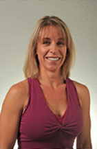 Pilates instructor Karen Rickett
