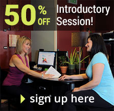 Half Off Introductory Session